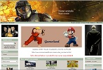 templates gratis giochi
